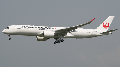 F-WXAF - Airbus A350-941 - Japan Airlines (JAL)