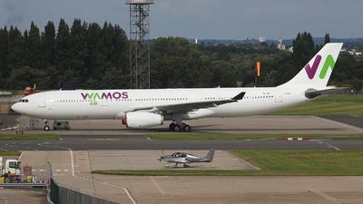 OE-IHK - Airbus A330-343 - Wamos Air