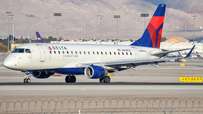 N606CZ - Embraer 170-200LR - Delta Connection (Compass Airlines)