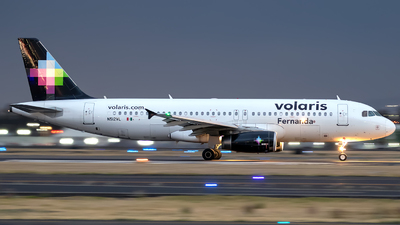 A picture of N512VL - Airbus A320233 - Volaris - © Iván Cabrero