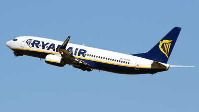 A picture of EIEXD - Boeing 7378AS - Ryanair - © Javier Rodriguez - Amics de Son Sant Joan