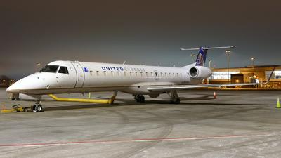 A picture of N11191 - Embraer ERJ145XR - United Airlines - © Craig L Baldwin