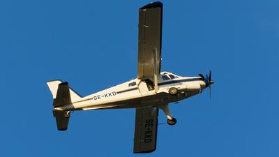 SE-KKD - De Havilland Canada DHC-2 Mk.III Turbo-Beaver - South Sweden Flight Academy