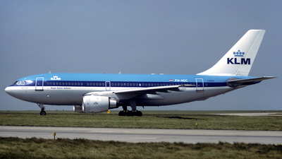 PH-AGC - Airbus A310-203 - KLM Royal Dutch Airlines