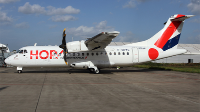 F-GPYL - ATR 42-500 - HOP! for Air France