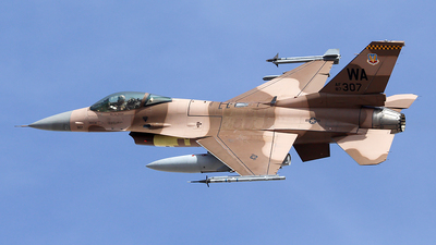 87-0307 - General Dynamics F-16C Fighting Falcon - United States - US Air Force (USAF)