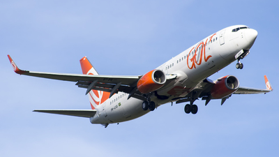 A picture of PRGXB - Boeing 7378EH - GOL Linhas Aereas - © Gabriel Melo