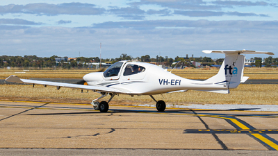 VH-EFI - Diamond DA-40 Diamond Star - Private