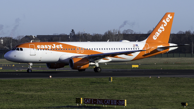 A picture of OEIZS - Airbus A320214 - easyJet - © Theo Möhle