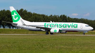 PH-HXE - Boeing 737-8K2 - Transavia Airlines