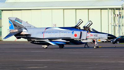 07-8436 - McDonnell Douglas F-4EJ Kai - Japan - Air Self Defence Force (JASDF)