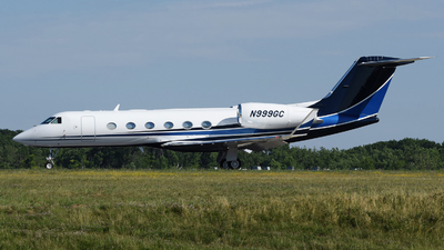 N999GC - Gulfstream G450 - Private