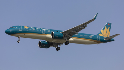 VN-A501 - Airbus A321-272N - Vietnam Airlines