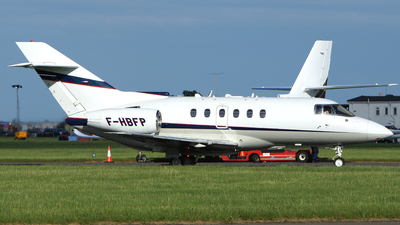 F-HBFP - Raytheon Hawker 800XP - Leadair Unijet