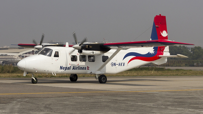 9N-AKV - Harbin Y-12E - Nepal Airlines