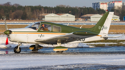 OO-ELS - Piper PA-28-140 Cherokee Cruiser - Private
