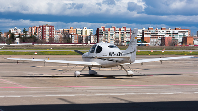 EC-JXL - Cirrus SR22-GTS - Private