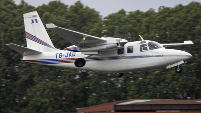 TG-JAD - Aero Commander 500S - Aero Ruta Maya