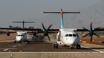 4X-AVU - ATR 72-212A(500) - Arkia Israeli Airlines