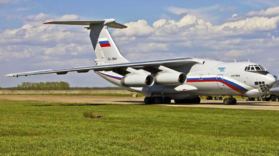 RA-78847 - Ilyushin IL-76MD - Russia - 223rd Flight Unit State Airline