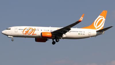 PR-GXI - Boeing 737-8EH - GOL Linhas Aereas
