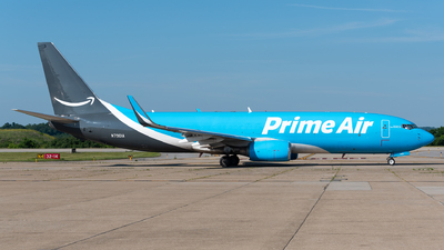N7901A - Boeing 737-84P(BCF) - Amazon Prime Air (Sun Country Airlines)