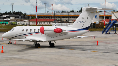 YV626T - Cessna 650 Citation III - Private