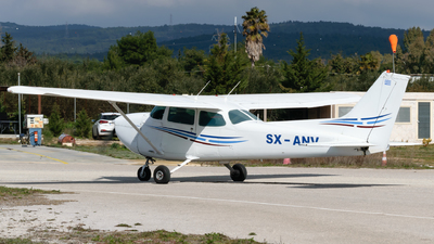 SX-ANV - Cessna 172N Skyhawk - Aero Club - Athens