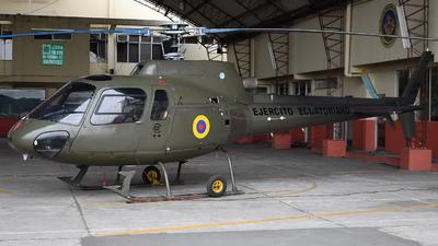 E-321 - Aérospatiale AS 350B2 Ecureuil - Ecuador - Army