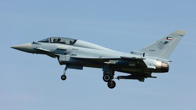 CSX55243 - Eurofighter Typhoon EF2000(T) - Kuwait - Air Force