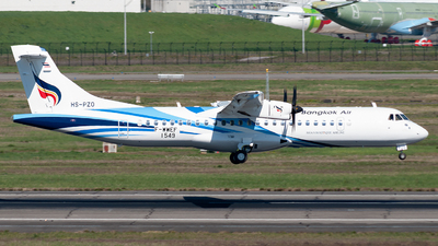 A picture of FWWEF - ATR 72600 - [] - © Alessandro Maggia