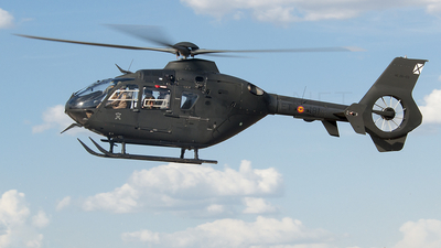A picture of HE.2603 - Airbus Helicopters H135 -  - © Alf