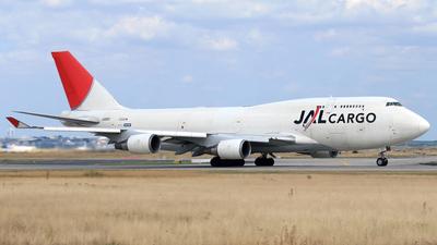 JA8911 - Boeing 747-446(BCF) - JAL Cargo