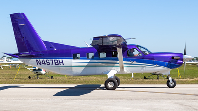 N497BH - Quest Aircraft Kodiak 100 - Private