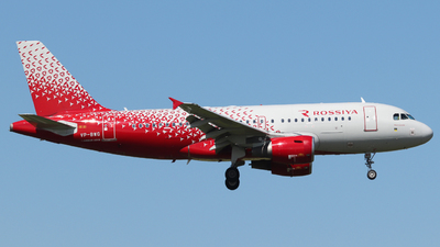 A picture of VPBWG - Airbus A319111 - Rossiya - © Andrei Kurach