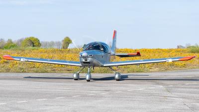 F-HSPR - Sonaca S201 - Aero Club - Quimper