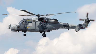 ZZ515 - Agusta-Westland AW-159 Wildcat HMA2 - United Kingdom - Royal Navy