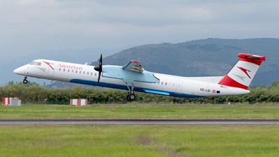 OE-LGI - Bombardier Dash 8-Q402 - Austrian Airlines