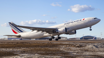 A picture of FGZCN - Airbus A330203 - Air France - © Aktug Ates