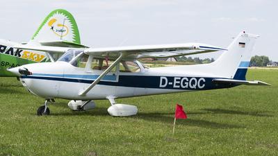 A picture of DEGQC - Cessna F172N Skyhawk - [1618] - © Krzysztof Papaj