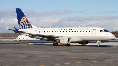 N857RW - Embraer 170-100SE - United Express (Shuttle America)