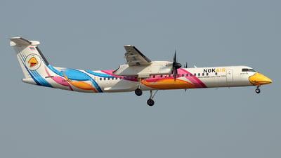 HS-DQC - Bombardier Dash 8-Q402 - Nok Air