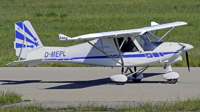 D-MEPL - Ikarus C-42C - Private
