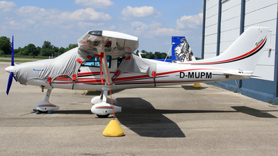 D-MUPM - TL Ultralight TL-3000 Sirius - Private