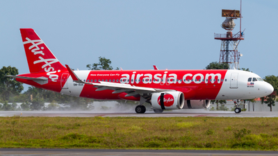 A picture of 9MRAK - Airbus A320251N - AirAsia - © JC28