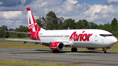 YV3187 - Boeing 737-4B7 - Avior Airlines