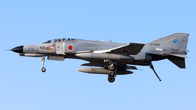 07-8431 - McDonnell Douglas F-4EJ Kai - Japan - Air Self Defence Force (JASDF)