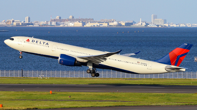 A picture of N405DX - Airbus A330941 - Delta Air Lines - © Tsuyoshi Tsuda