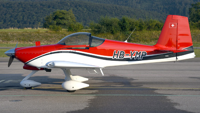 HB-YMP - Vans RV-7A - Private