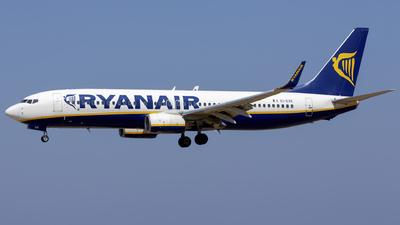 A picture of EIEXE - Boeing 7378AS - Ryanair - © Kris Van Craenenbroeck